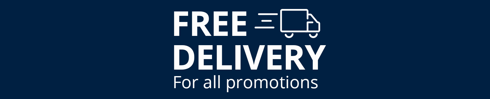Free delivery promotions imlab