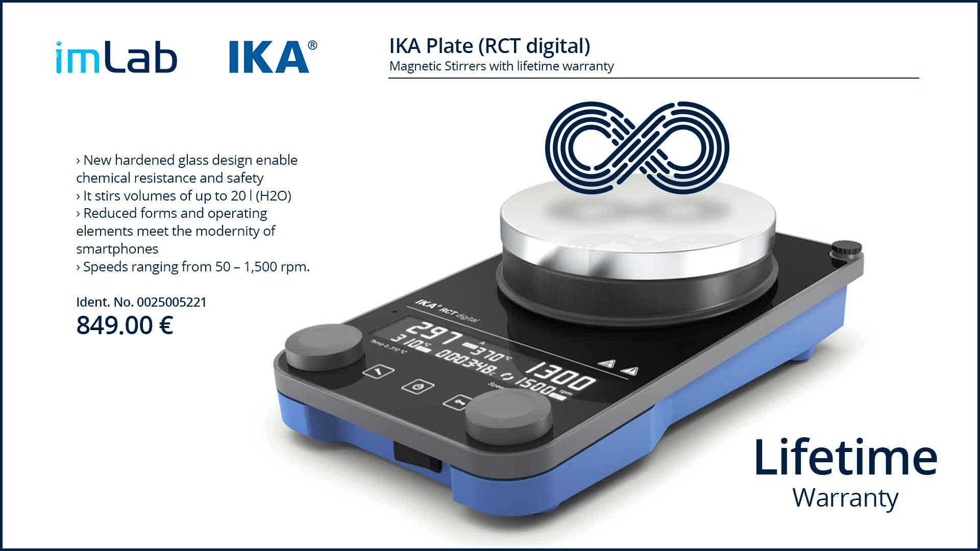 Ika promotion PLATE RCT DIGITAL imlab