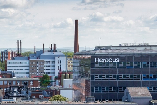 Heraeus office
