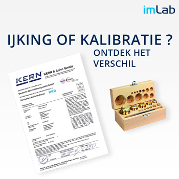 ijking of kalibratie imlab