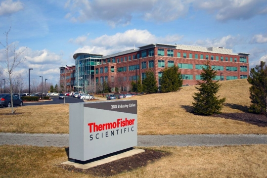 Thermo Fisher Scientific bureau
