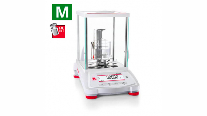 Ohaus Pioneer Analytical CAL-INT M Balances analytiques imlab